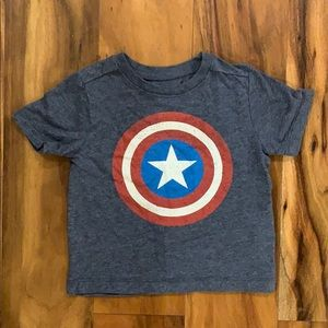 Old Navy - Toddler Boy Captain America Tee